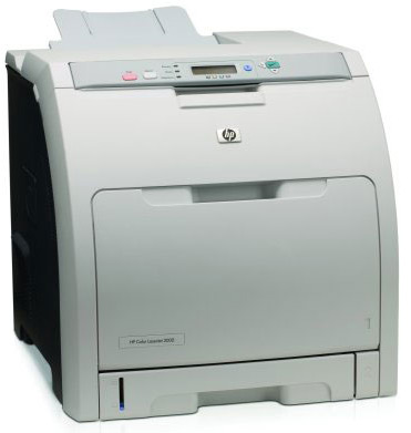 Принтер HP Color LaserJet 2700n Q7825A