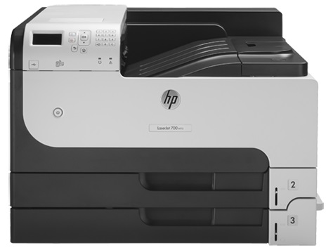 Принтер HP LaserJet Enterprise 700 M712dn CF236A