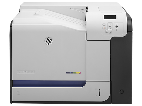 HP LaserJet Enterprise 500 M551n CF081A