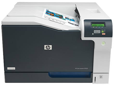 Принтер HP Color LaserJet Professional CP5225dn CE712A