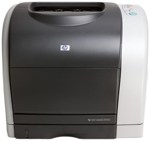 Принтер HP Color LaserJet 2550n Q3704A