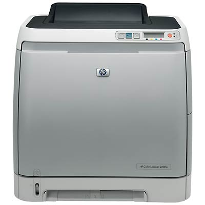 Принтер HP Color LaserJet 2600n Q6455A