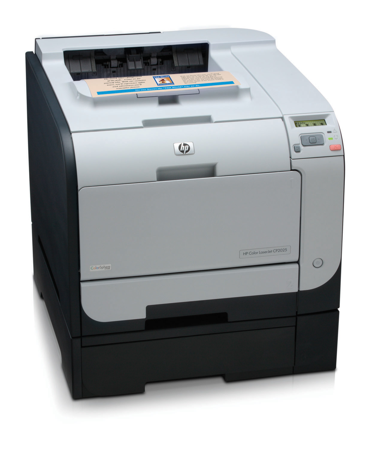 Принтер HP Color LaserJet CP2025 CB493A