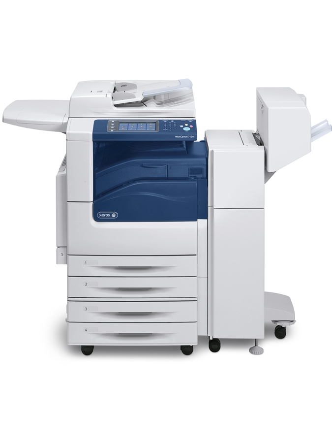 Xerox WorkCentre 7125 WC7125CP_T