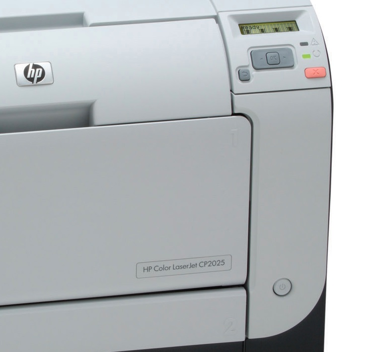 Принтер HP Color LaserJet CP2025dn CB495A