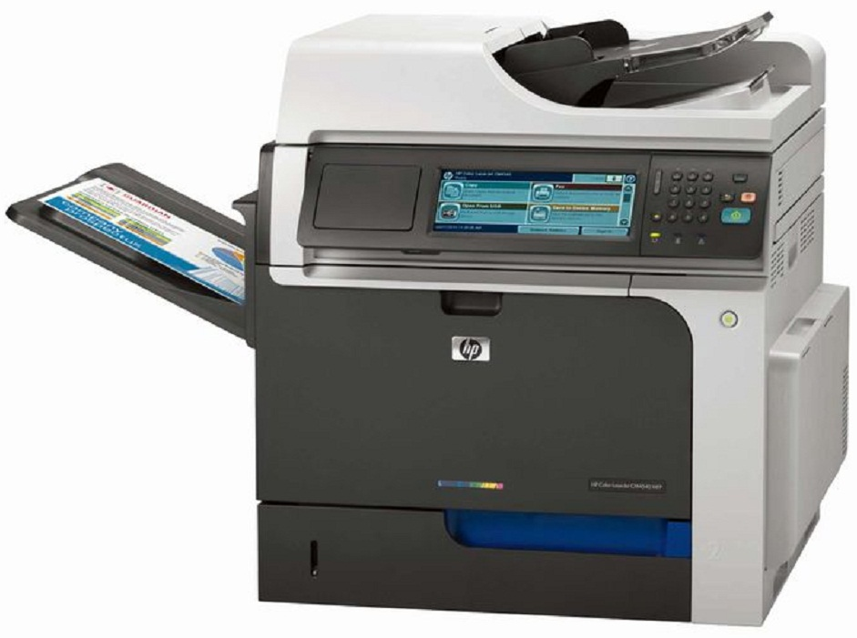 МФУ HP Color LaserJet Enterprise CM4540f CC420A