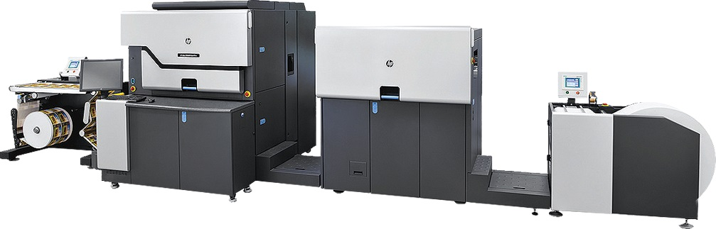 HP Indigo WS6600 Digital Press CA306A