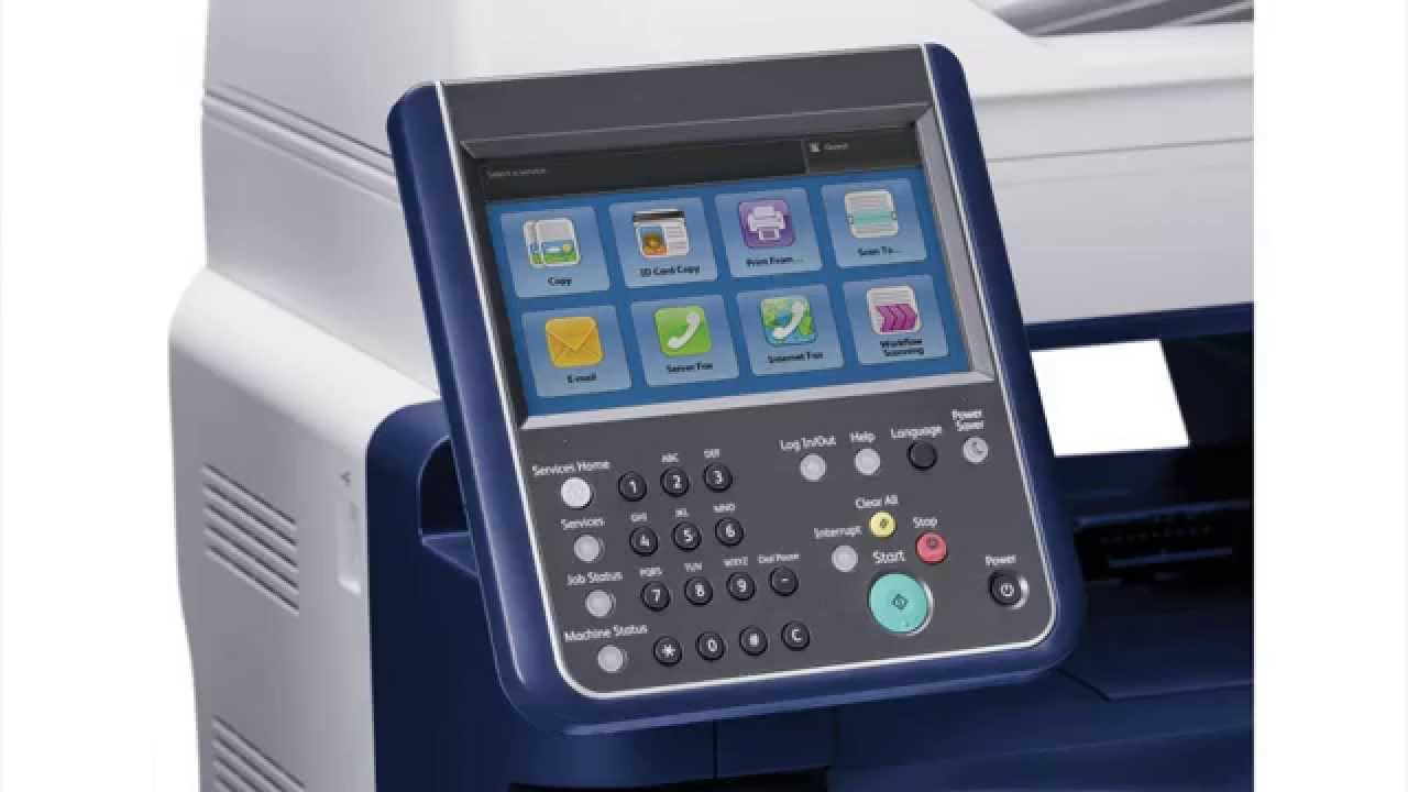Xerox WorkCentre 3655S 3655/S