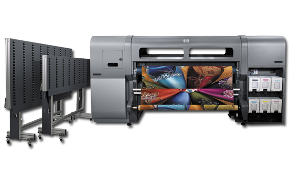 HP Scitex FB500 Industrial Printer CQ114A