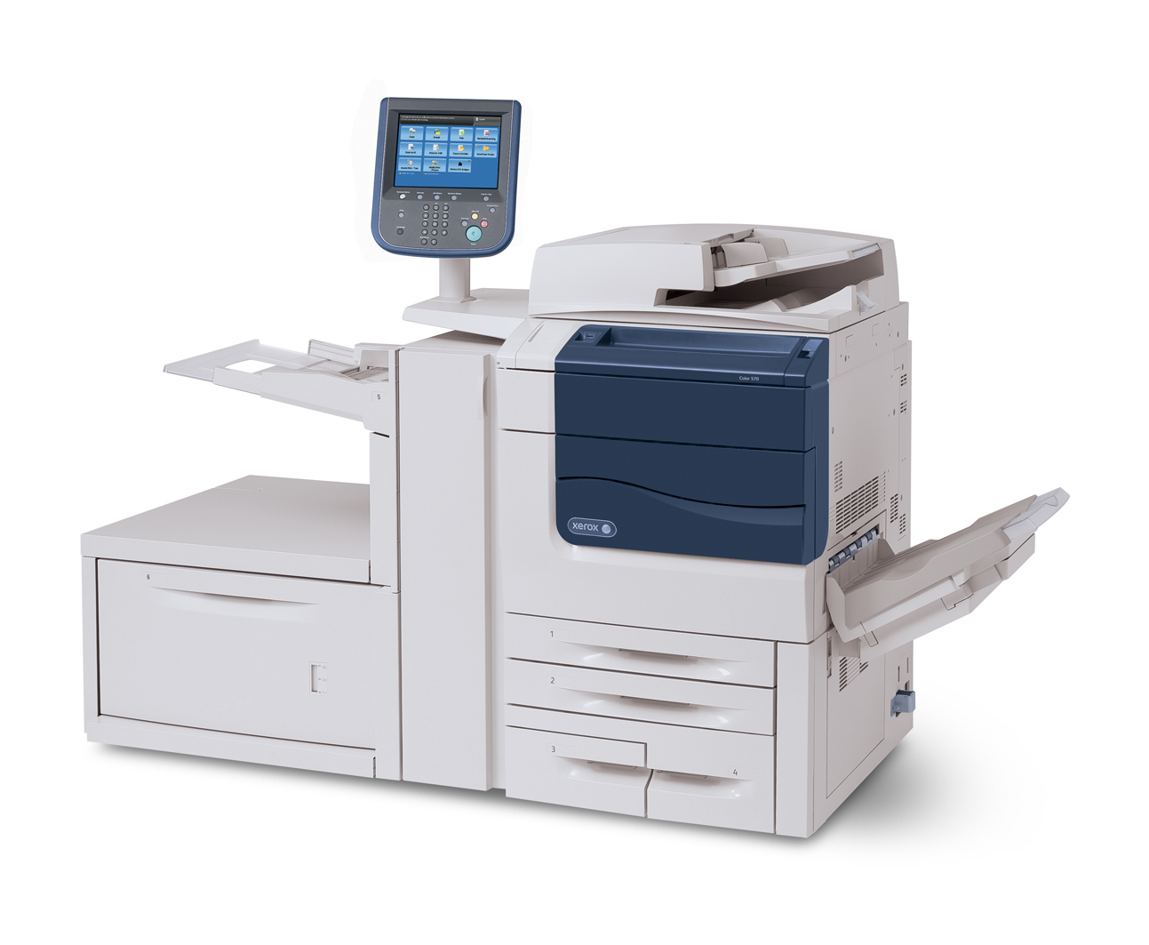 Xerox Colour C60 C60_DMP