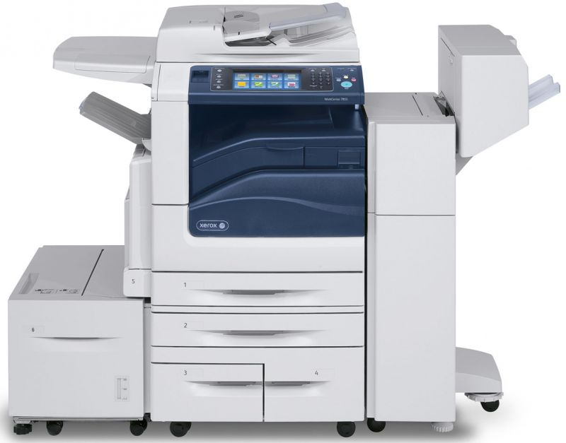 МФУ Xerox WorkCentre 5855 WC5855C_FE