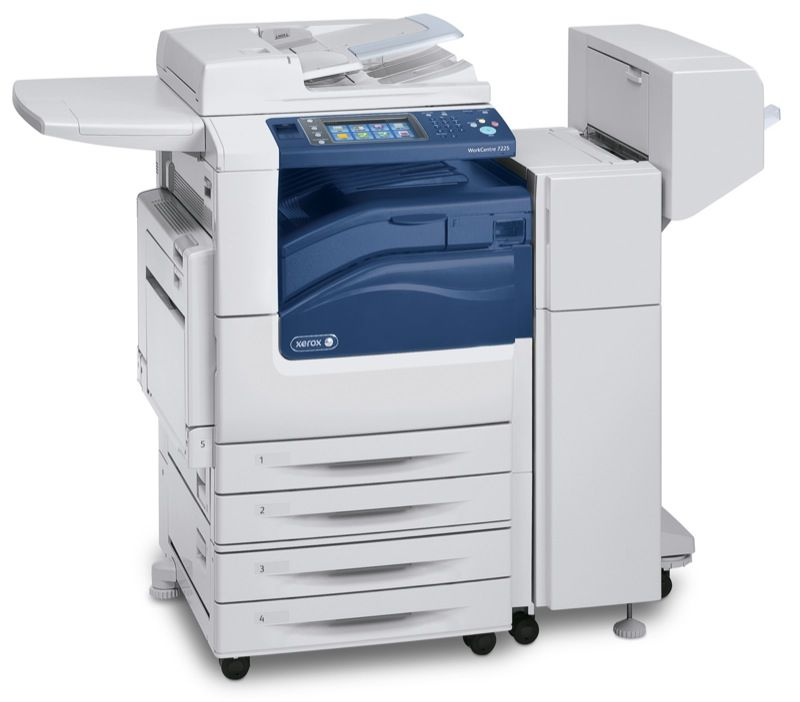 Xerox WorkCentre 7225T WC7225CP_T