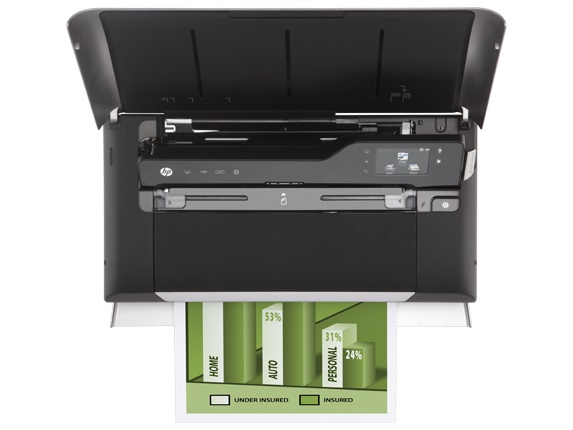 МФУ HP Officejet 150 Mobile All-in-One CN550A