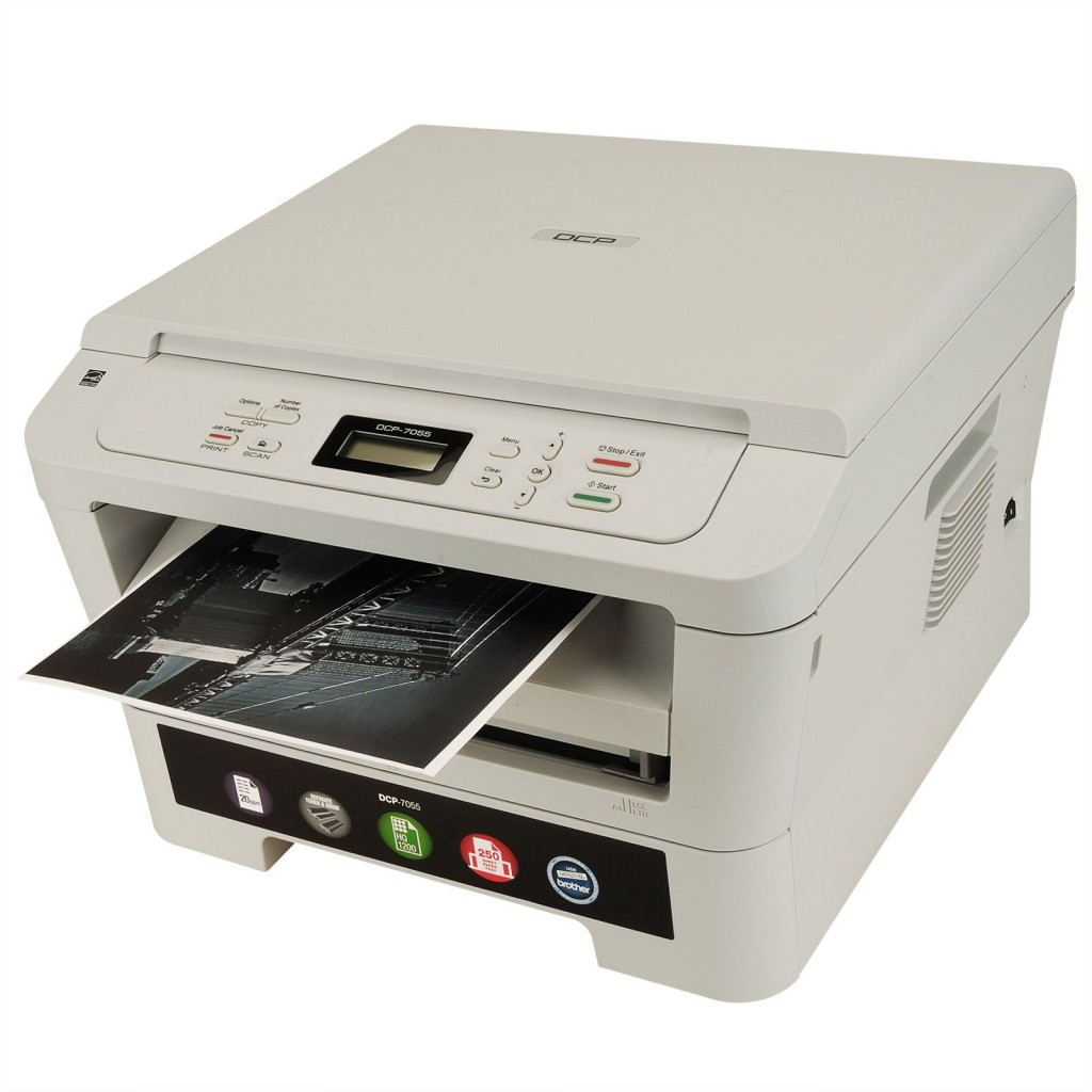 Brother DCP-7055 Printer Mac