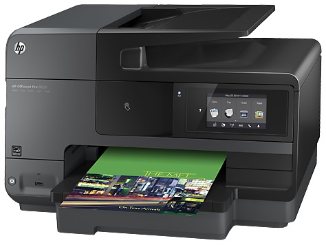HP Officejet Pro 8620 e-All-in-One A7F65A