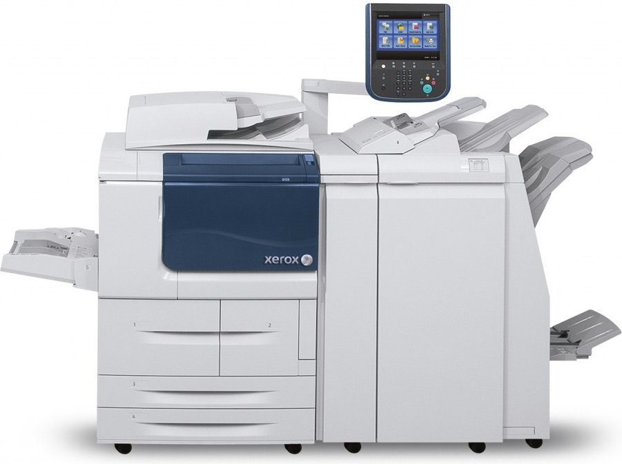 Xerox D110 Printer D110_CPS