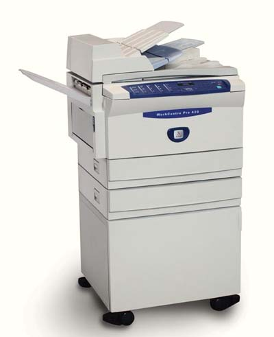 Xerox WorkCentre Pro 420 DC
