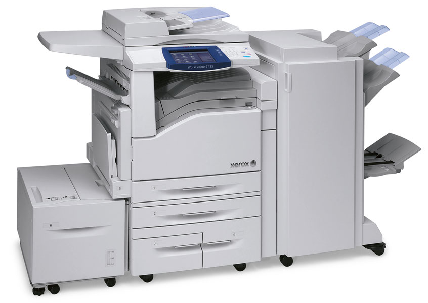 Xerox WorkCentre 7425 7425V_U