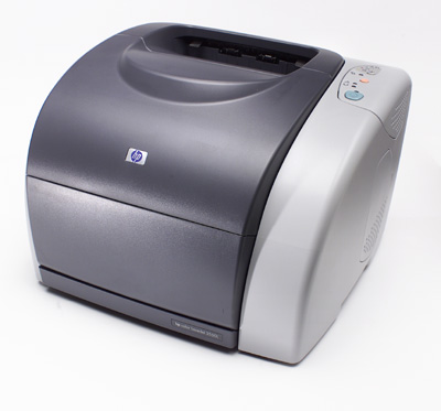 Принтер HP Color LaserJet 2550L Q3702A