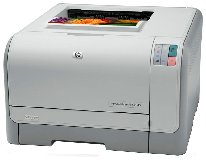 HP Color LaserJet CP1215 CC376A