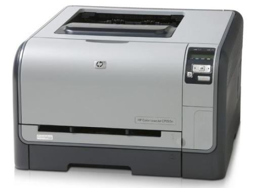 Принтер HP Color LaserJet CP1515n CC377A