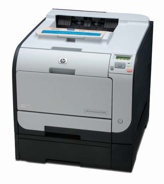 HP Color LaserJet CP2025dn CB495A
