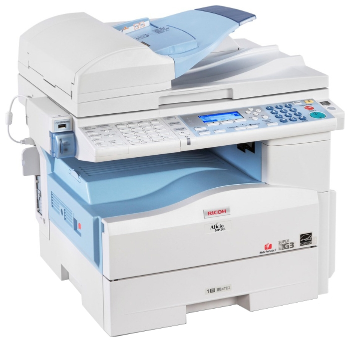 Ricoh Aficio MP 201SPF 415740