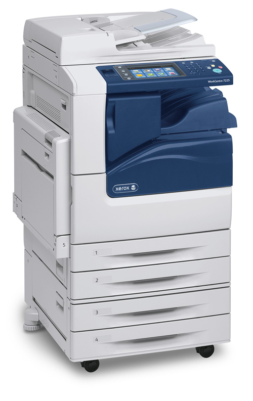 МФУ Xerox WorkCentre 7225 WC7225CP_S
