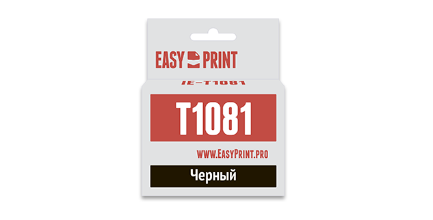Картридж Easyprint IE T1081  IE-T1081