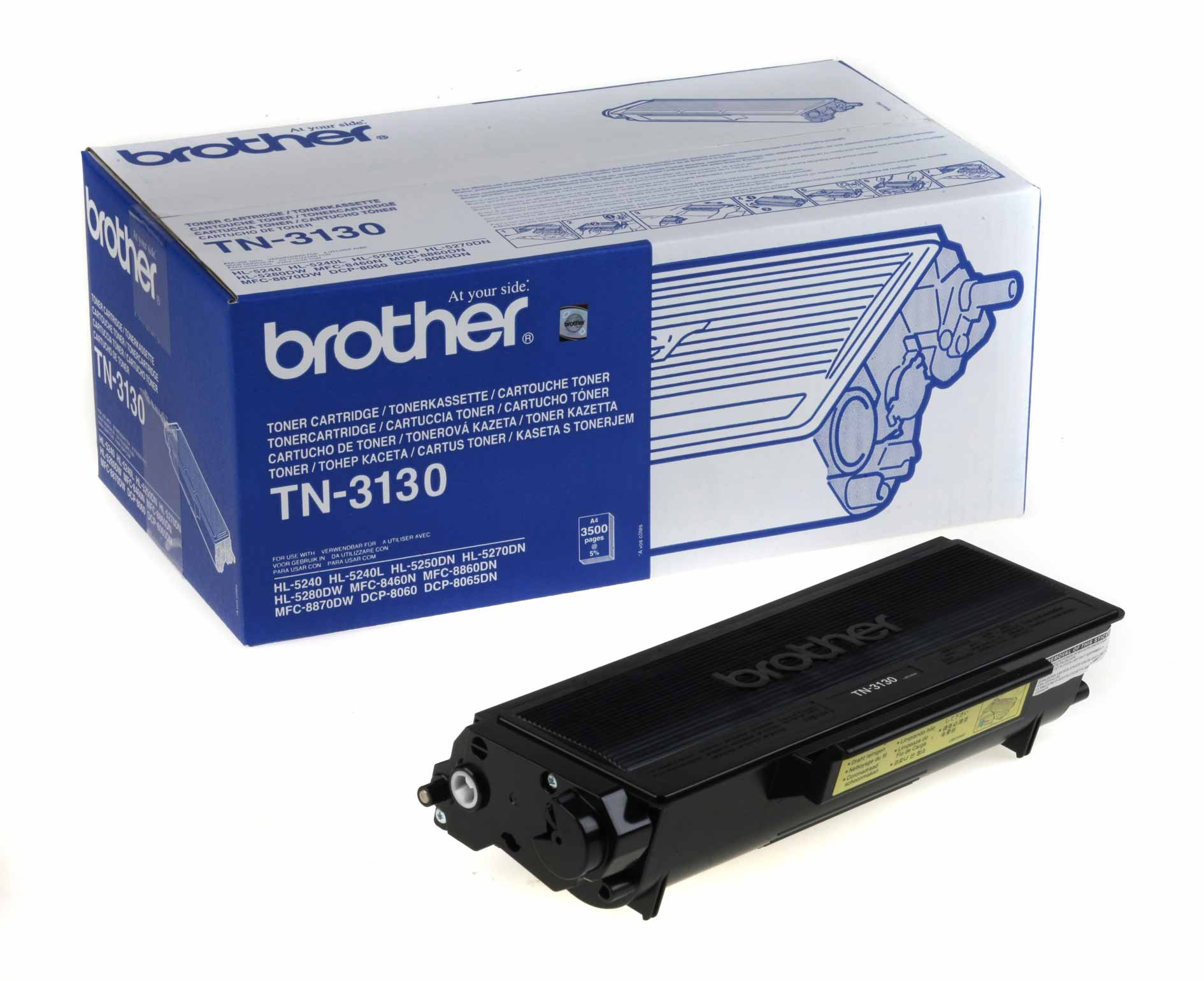 Тонер-картридж Brother TN-3130  TN3130
