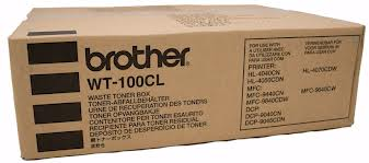 Контейнер для тонера Brother WT-100CL  WT100CL