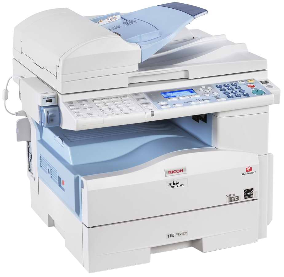 Ricoh Aficio SP 3400N Multifunction PPD Drivers for Windows Download