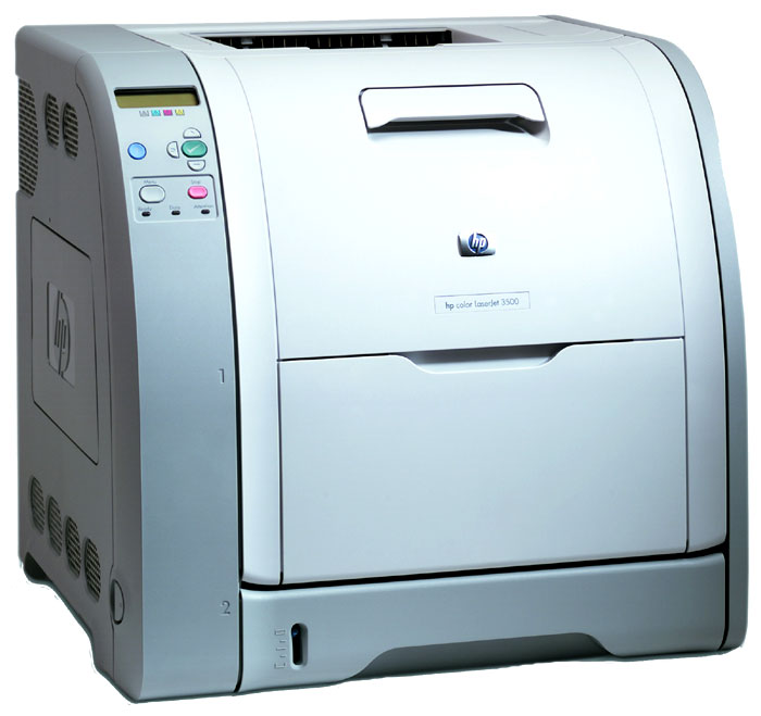 Принтер HP Color LaserJet 3500 Q1319A