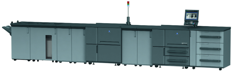 Принтер Konica Minolta bizhub PRESS 2250P A4EX0212