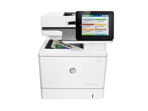 МФУ HP Color LaserJet Enterprise M577dn B5L46A