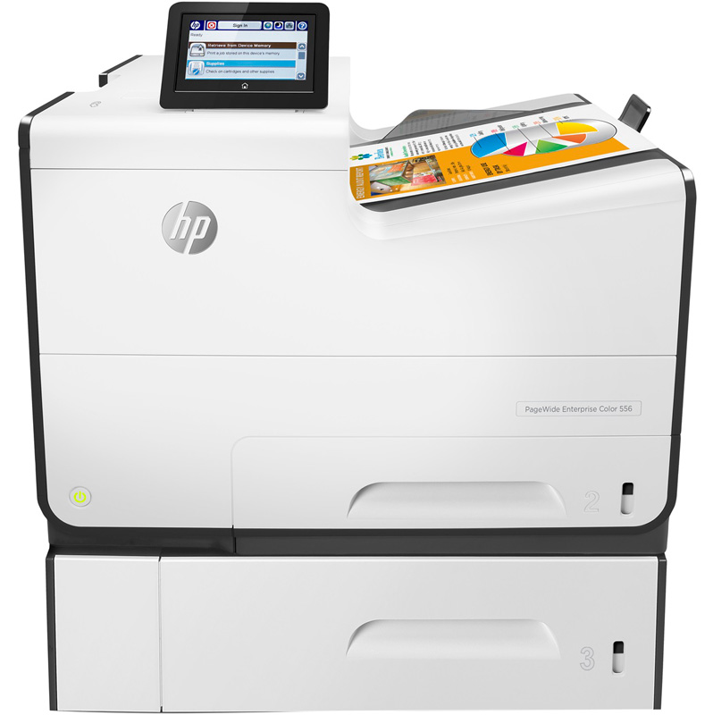 Принтер HP PageWide Enterprise 556xh G1W47A