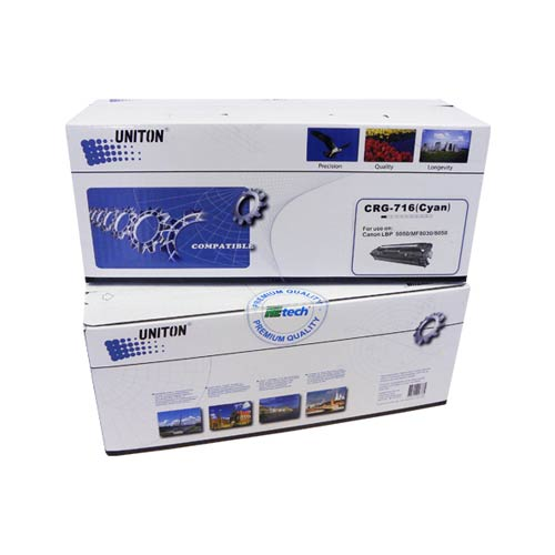 Картридж UNITON Premium Cartridge 716C синий  5192220000
