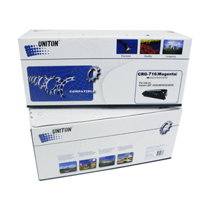Картридж UNITON Premium Cartridge 716M красный  5192230000