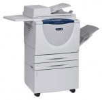 Xerox WorkCentre 5735 Copier/Printer/Monochrome Scanner 5735V_FN